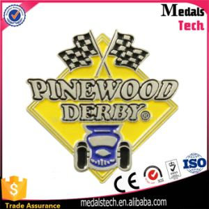 High Quality Soft Enamel Car Race Event Lapel Pin pictures & photos