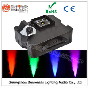 1500W RGB 3in1 LED DMX Pyro Vertical Fog Machine/Smoke Machine