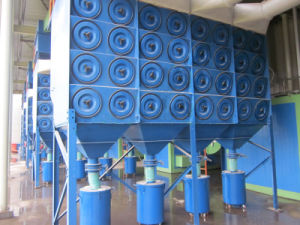 Industrial Dust Collector Cartridge Filter (5000 m3/H) pictures & photos