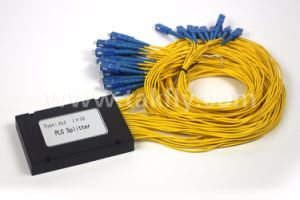 FTTH Gpon 1X32 ABS Module Fiber Optic PLC Splitter pictures & photos
