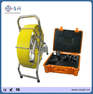 Drain Pipe Underwater Pumbing Sewer Inspection Camera 60m Fiberglass Cable Snake Chimney Inspection Camera pictures & photos