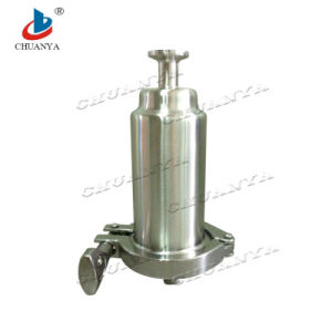Stainless Steel Polished Tube Filter Housing pictures & photos