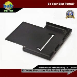 Glossy Black Finish CNC Aluminum Parts iPhone Case Custom CNC Machining Parts pictures & photos