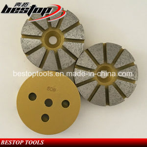Bestop Concrete Grinding Disc with 10 Segments pictures & photos