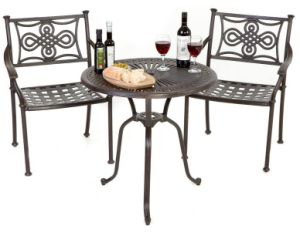 Outdoor/Bistro/Patio Aluminum Furniture pictures & photos
