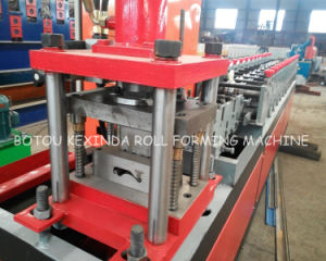 Roller Shutter Door Slat Roll Forming Machine pictures & photos