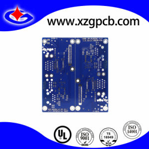 Blue Soldermask Color HDI Level 1 PCB Circuit Board pictures & photos
