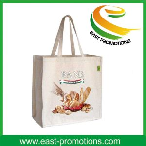 High Quality Natural Cotton Bag pictures & photos