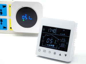 Pm2.5 Air Quality Detector Sensor Laser Control with Ventilator Air Valve pictures & photos