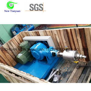 300-600lh Flow Range Liquid Natural Gas Cylinder Filling Cryogenic Pump pictures & photos