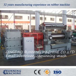 """84"""" Rubber Mi≃ Ing Mill Ma⪞ Hine for Rubber and Plasti⪞ pictures & photos"""
