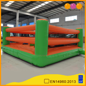 Exciting Inflatable Bouncy Boxing Game Inflatable Gladiator Joust Arena for Sale (AQ1753) pictures & photos