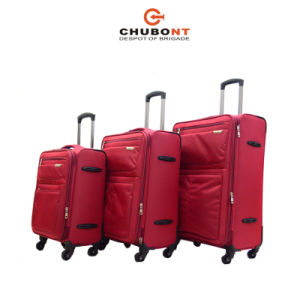 Xelibri New Soft Inside Trolley Trolleycase with Combintation Lock pictures & photos