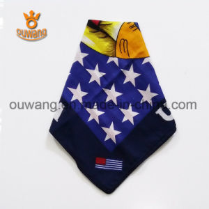 Hot Sell Multi Purpose Square Cheap Promotional Bandanas pictures & photos