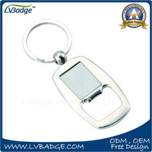 Custom Zinc Alloy Bottle Opener Keychain pictures & photos
