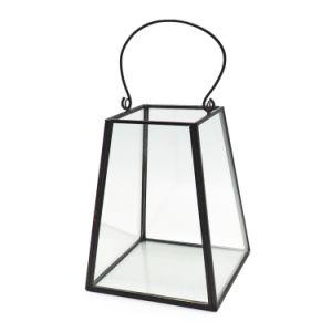 Wholesale Geometric Glass Terrarium Tr-1018 pictures & photos