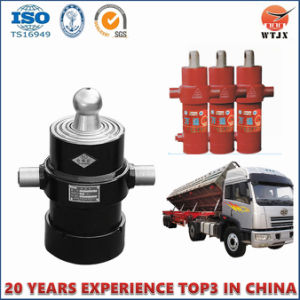 Side Dumping Telescopic Hydraulic Cylinders for Dumping Truck pictures & photos