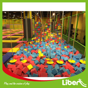 TUV Approved Children Trampoline Park Manufacturer pictures & photos