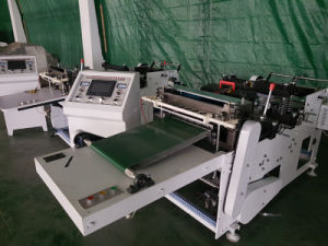 Label Cutting Machine, Cross Cutting Machine pictures & photos