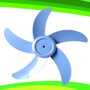 5 Blade 16 Inches 12V DC Stand Table Fan (SB-T5-DC16D) pictures & photos