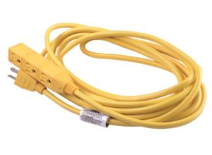 Mexico Style 3 Outlets Utility Extension Cord 06-Ggpt7216 pictures & photos