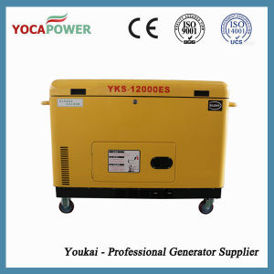 10kVA 3 Phase Air Cooled Electric Diesel Generating Set pictures & photos