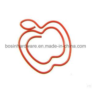 Apple Shape Custom Paper Clips pictures & photos