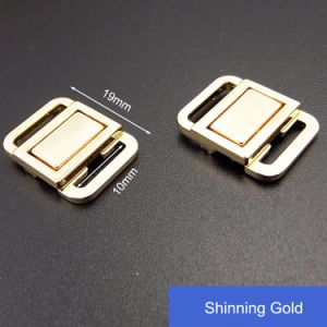 10mm Underwear Shining Gold Buckle Clip pictures & photos