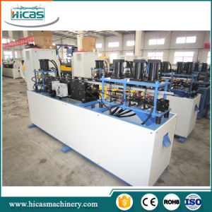 Steel Strip Machine for Nailless Foldable Plywood Box pictures & photos