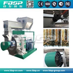 Excellent Quality Ring Die Wood Pellet Press Machine (1-1.2t/h) pictures & photos
