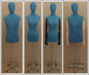 Torso Mannequin for Windows Display