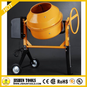 High Quality Mini Mobile Cement Mixer pictures & photos