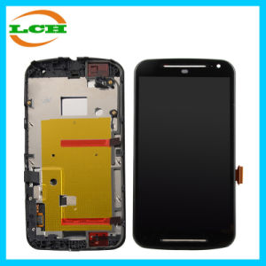Mobile Phone LCD for Motorola G2 Screen Digitizer Assembly pictures & photos