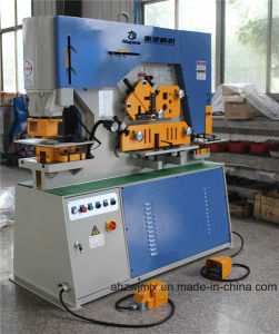Q35y-30 Hydraulic Combined Punching and Shearing Machine for Metal pictures & photos