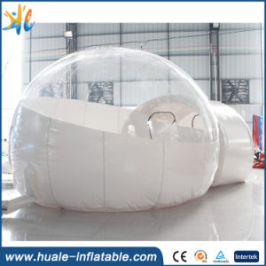 Customized Inflatable Clear Bubble Tent, Inflatable Transparent Tent for Sale