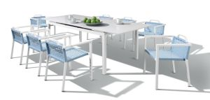Outdoor Table Specific Use with Dining Chair P-Fp0299 pictures & photos