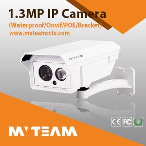 Waterproof Video Camera 1024p 1.3MP Outdoor IP Camera pictures & photos