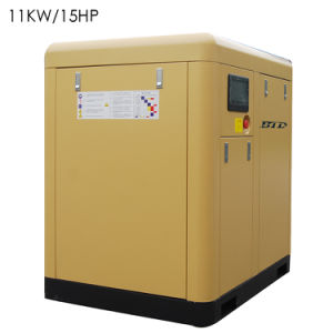 Btd Screw Air Compressor 11kw/15HP pictures & photos