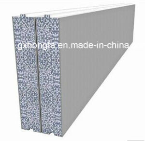 Wall Panel Construction Machine Cement Ligthwegith Wall Panel Making Machine pictures & photos