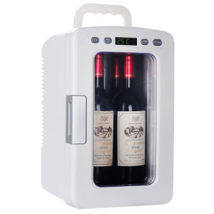 New Type Mini Cooler 10liter DC12V, AC100-240V with Cooling and Warming Function pictures & photos