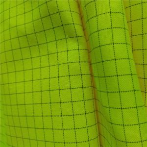 300d*300d 7*7mm Antistatic Oxford Fabric pictures & photos