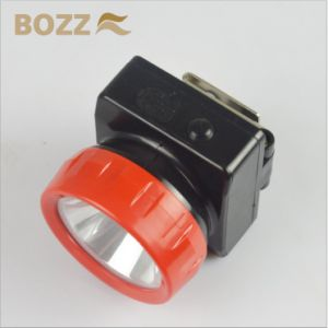 6000lux 1W LED Wireless Headlamp Mining Lamp (BK800) pictures & photos