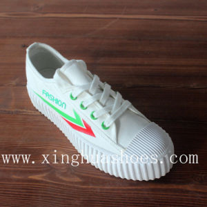 Canvas Shoes Women Shoes Casual Shoes Best Price pictures & photos