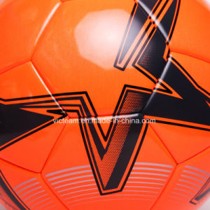 World-Class Custom Logo Micro Fiber Soccer Ball pictures & photos