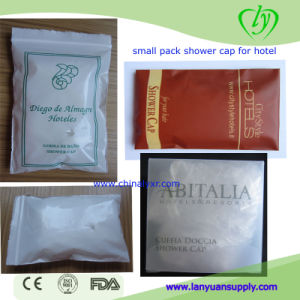 Shower Cap Disposable for Hotel Custom Package pictures & photos