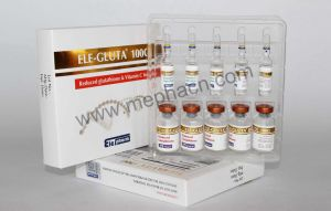 100g Skin Whitening Injectable IV Gluta Reduced Glutathione pictures & photos