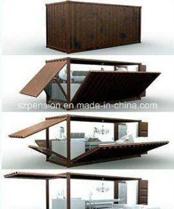 Specilized Portable Mobile Prefabricated/Prefab Coffee House pictures & photos