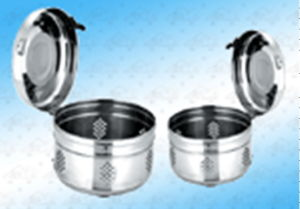 Stainless Steel Gauze Container pictures & photos