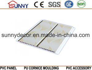 PVC Panel Ceiling Panel Decoration Wall Panel (normal printing, hot stamping, lamination) pictures & photos