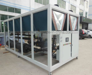 250 Ton 900 Kw Modular Air Cooled Screw Water Chiller pictures & photos